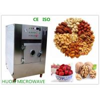 Buy cheap Energy Saving Industrial Microwave Vacuum Dryer Cabinet For Food / Nuts from wholesalers