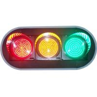 Buy cheap 300mm Led Traffic Signal Light with full round ball product