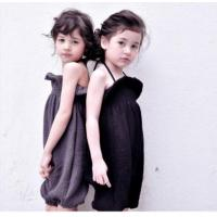 China Wholesale summer Girls fashion jumpsuit children customizable clothing suspenders jumpsuit on sale