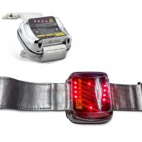 Buy cheap Health Care Products Wrist Laser Therapeutic Apparatus For Blood Cleaner product