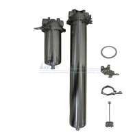 """Buy cheap UF RO Clamp Type 20"""" 30"""" Cartridge Filter Housing SS316 product"""