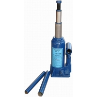 Buy cheap 2 Stage High Lift 2T To 30T Double Ram Hydraulic Bottle Jack product