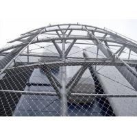 Buy cheap Decorative Stainless Steel Architectural Mesh X Tend Webnet With Smooth Surface product