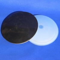 Buy cheap DN 200 300 Mm Rubber Membrane Air Diffusers Disc 232 ℃ working temperature product