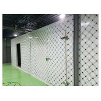 China Commercial Walk-In Refrigerator Freezer Large Indoor Cold Room Insulation Polyurethane Panel Thick 100MM on sale