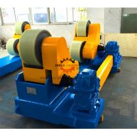 China Towers Pipe Welding Rotator Stepless Variable Speeds 10 Ton Rotary capacity on sale