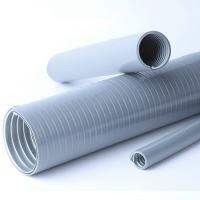 Buy cheap On Wall / Underground Flexible Electrical Conduit Galvanized Steel Material product