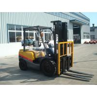 Buy cheap Sit Down Gasoline  Forklift Truck 3 .5 Ton Cabin / Air - Conditioner Optional product