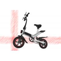 Buy cheap Lithium Battery Fold Up Electric Bike , 36V 10 AH Full Size Folding Road Bike product