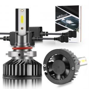 Buy cheap Aviation Aluminum 72W Led Low Beam Headlight Bulbs 16000 Lm H4 H13 9004 9007 product