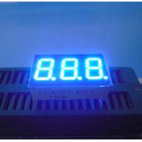Buy cheap 0.36 Inch Numeric LED Display , Blue 7 Segment Led Display 80mcd - 100mcd product
