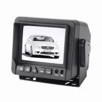 China CCTV B/W CRT Monitor with DC 12 to 32V Voltage Range and 11W Power Consumption on sale