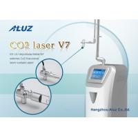 Buy cheap Medical Equipment Co2 Fractional Laser Skin Resurfacing / Laser Treatment For Acne Scars product