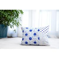 Buy cheap Microfiber Fabric Living Room Couch Back Cushions 30cm * 50cm 100% Polyester product