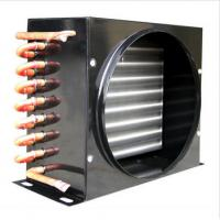 Quality FNA-1.15/5.2 1 fan refrigeration condenser coil  for condensing unit 220v  50/60hz  40W  400*130*280mm for sale