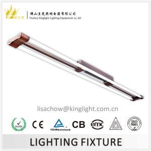 China T5 Fluorescent lighting fixtures 2x54w decorative fluorescent lighting lamp on sale