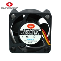 Buy cheap TUV Approval Plastic Blade 23db Cooling Fan 12v Dc product