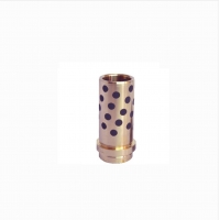 Buy cheap Oilless Brass Graphite Guide Pin Bushing product