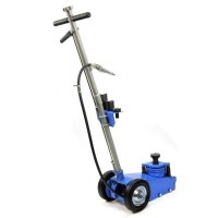 Buy cheap Red Color 22T Air Powered Floor Jack Grease Resistant product