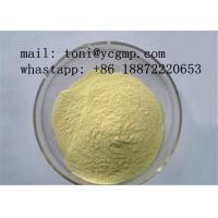 Buy cheap Parabolan Muscle Gain Steroid Powder Trenbolone Hexahydrobenzyl Carbonate 23454-33-3 from wholesalers