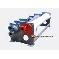 Buy cheap Liquid / Stainless Steel / Titanium Heat Exchanger Shell And Tube Design Strong Adaptability product