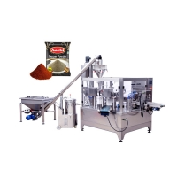 Buy cheap Sugar Pouch Multihead Weighing Automated Packaging Machine product
