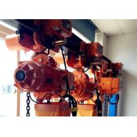 China Industrial Electric Chain Hoist For Factories / Warehouse / Workshop CE ISO Certificates on sale