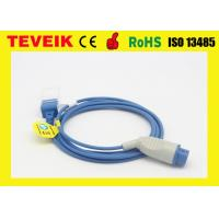 Buy cheap Patient Monitor Nellcor Oxi Sensor SpO2 Extension Cable Round 8 Pin To DB9 Female from wholesalers