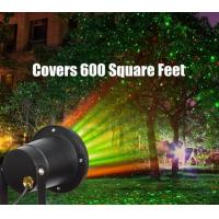 Outdoor Remote Control Laser Christmas Lights Projector