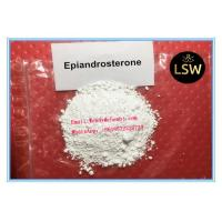 Buy cheap Epiandrosterone 99% Legal Mass Building Prohormones White Powder CAS 481-29-8 from wholesalers