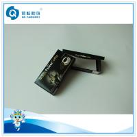 Buy cheap Black with white Paper Anti Counterfeiting Packaging CMYK printing With Ultramicro Ion Technology product