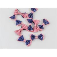 Buy cheap Customized Pretty Bow Tie Ribbon Baby Hair Accessories For Girls product