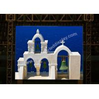 Buy cheap P3.91 / P4.81 Indoor Outdoor Advertising LED Displays 50000 Hours Life Span product