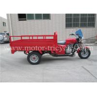 Durable Fame 250CC Motor Tricycle Motorcyle , Three Wheel Cargo Motorcycle