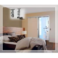 Buy cheap Small Exquisite Residential Automatic Sliding Doors with Magnetic levitation product