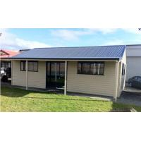 Buy cheap Steel Frame Prefab Bungalow Homes  product