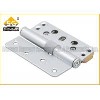Buy cheap Steel Iron 3d Movable Buffering Adjustable Door Hinges , 102*98*2.5mm product