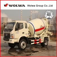 Buy cheap 2m3 concrete mixer truck for export product