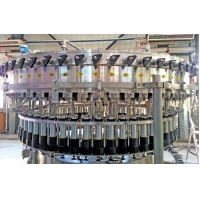 Buy cheap Equal Pressure 24000 BPH Carbonated Soft Drink Filling Machine product