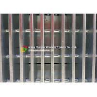 Buy cheap Drain Hot Dipped Galvanized Steel Grating Great Load - Bearing Capacity product