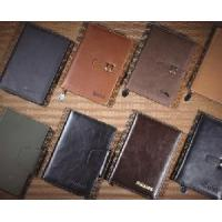 Buy cheap Notebook » PU Cover Diary/Journal/ Agenda/Leather Cover Notebook product