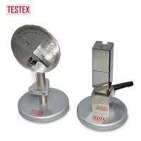 Buy cheap 5kg Manual Crease Recovery Tester , Fabric Measuring Equipment BS / ISO / AATCC Test Method product