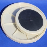 Buy cheap 5m3/H 12 Inch Bubble Disc Diffuser 3000PA product