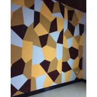 Buy cheap Sound Absorbing Acoustic Wall Panels Hard Interior Soundproof Polyester Fiber Board product
