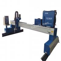 Buy cheap China industry CAMEL 2060 Precision iron Stainless steel metal plate gantry plasma cutting machine product