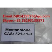 Buy cheap Raw Steroids Testosterone Powder Source Mestanolone CAS 511-11-9 For Muscle Grow from wholesalers