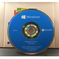 Buy cheap Best quality Microsoft Windows 10 Home OEM Package 100% Activation win 10 home License Key Code COA sticker 64bit DVD product