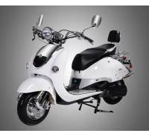 rétro scooter 50cc de vespa original