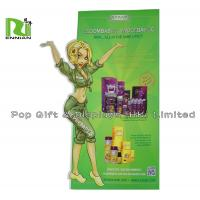 Buy cheap Special Shape Cardboard Stand Up Display For Children With Die Cut product