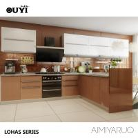 Buy cheap High quality modern design fashionable and functional kitchen cabinet from wholesalers